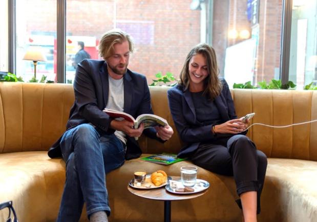 Un nouveau salon d'attente et de coworking Bonport va ouvrir ses portes en gare de Montparnasse à Paris - DR