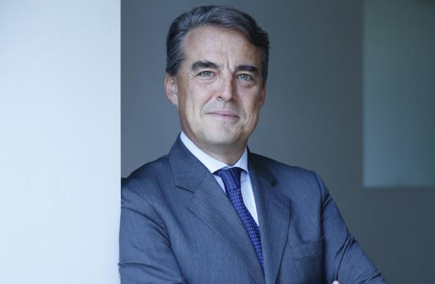 Alexandre de Juniac, le tout puissant président d'Iata, n'en a rien à secouer des passagers laissés pour compte... - DR : Iata