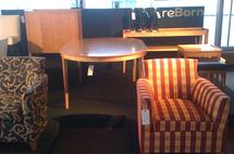 Les meubles d'occasion des hôtels Accor seront mis en vente dans sa boutique en ligne reBorn - DR : S.L.