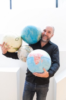Frédéric d'Hauthuille, fondateur du groupe Globaltours (Monde Authentique, Nortours, Voyage.VO, Les Routes de l'Asie, La Route des Indes, Week-end Foot). - DR Globaltours