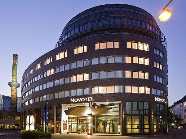 Les Novotel La Haye et Hanovre ont été vendus à Pandox - Crédit photo : Novotel