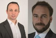 Robert Chad et Michael Herrero - DR : IATA