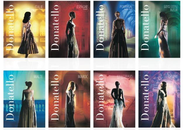 Pour la saison Printemps/Été 2012, Donatello publie 8 brochures couvrant 26 destinations - Photo DR