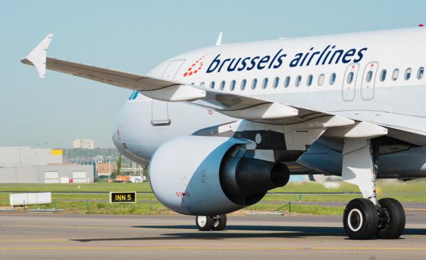Thomas Cook représentait 800 000 passagers par an pour la compagnie belge © Brussels Airlines