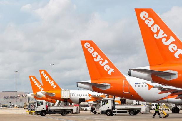 Après Transavia, easyJet lance son système de vente de billets avec correspondance en s'associant à d'autres transporteurs ©easyJet