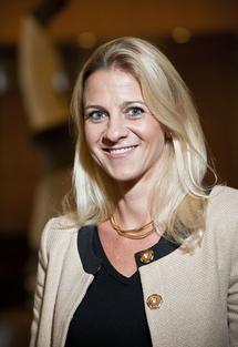Sabine Renner a une grande son expérience commerciale dans l'hôtellerie de luxe - DR