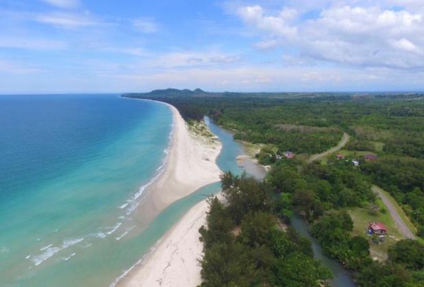 Club Med poursuit son développement en Asie avec l'ouverture prévue fin 2022 d'un resort à Bornéo - DR : Club Med