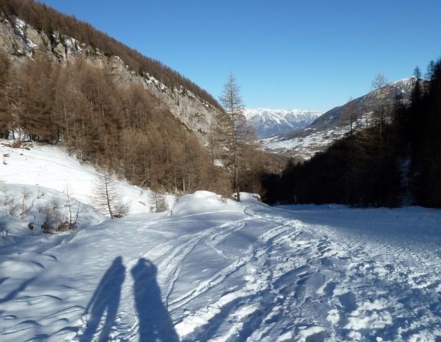 La station des Orres dans les Alpes du Sud /photo JDL