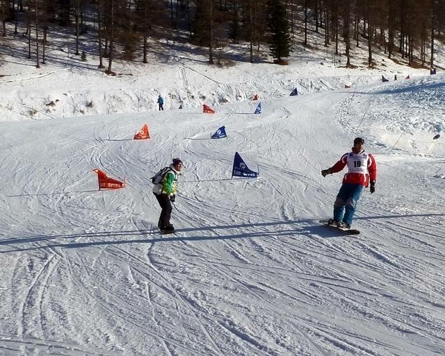 En dépit des travaux sur les pistes, du damage et  de la neige de culture  le succès des saisons hivernales françaises dépend des conditions météorologiques et de l'enneigement./photo JDL