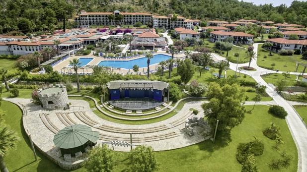 TUI a invité près d'une centaine d'agents de voyages et une vingtaine de journalistes de neuf nationalités différentes, du 25 au 28 octobre 2019, au TUI Blue Sarigerme en Turquie pour leur présenter le concept de ses hôtels TUI Blue - DR : TUI