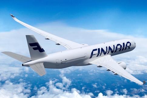 Un avion de la compagnie Finnair - DR