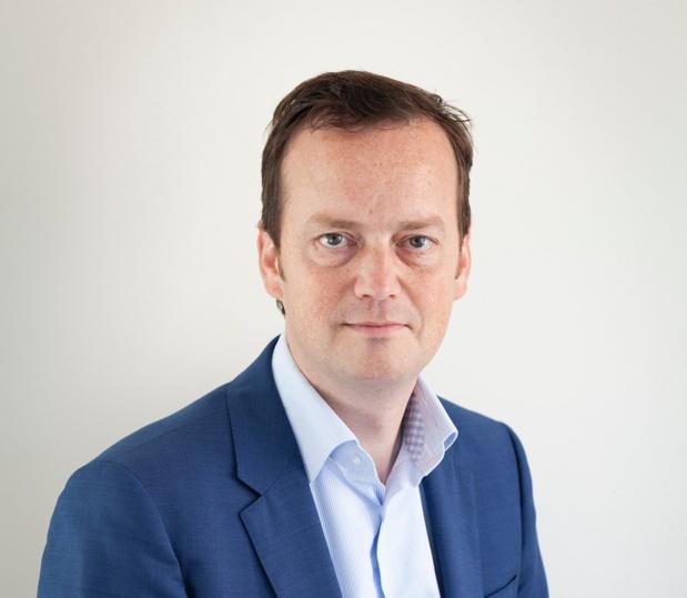 Hans van de Velde PDG de TUI France - DR