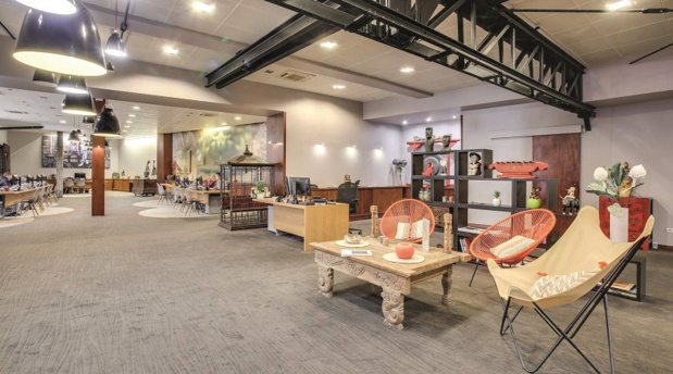 Les Ateliers du Voyage disposent d'une surface de 300m² à Paris pour accueillir les clients - Photo Ateliers du Voyage