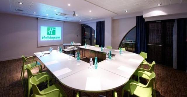 L'Holiday Inn Lyon Vaise propose de nombreux équipements destinés à la clientèle business - Photo DR