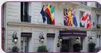 Hôtel Cervantes Paris : tarifs agents de voyages