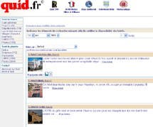 Active Hotels partenaire du Quid