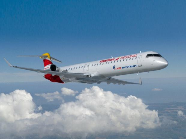 Air Nostrum est une compagnie aérienne régionale dont le siège social est à Valence, en Espagne - DR