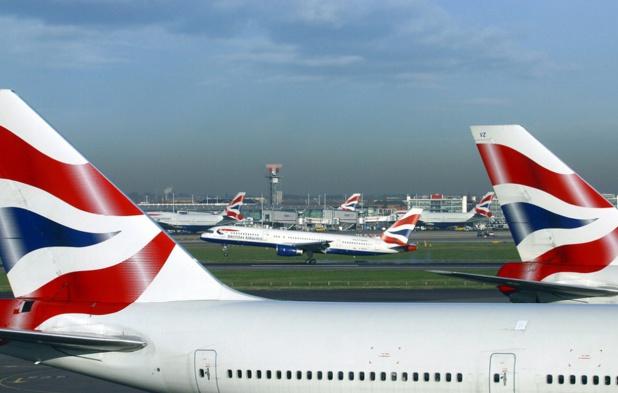 IAG, le groupe aérien de British Airways, réunira bientôt 3 compagnies espagnoles ©BA