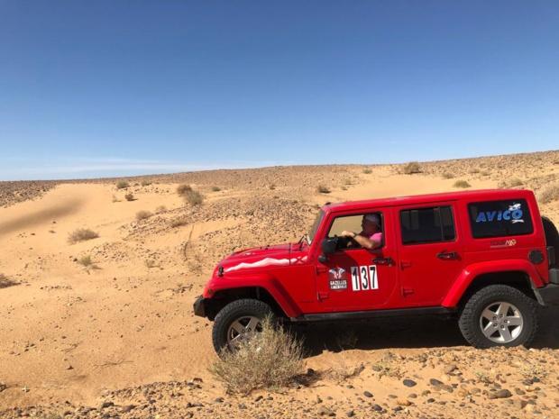 Jeep préparée par BUMPEROFFROAD - DR
