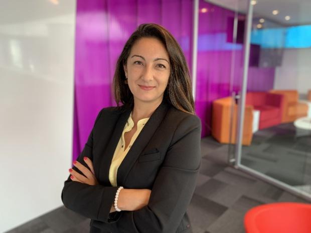 Sophie Lanza nommé strategic accounts manager pour la France - DR