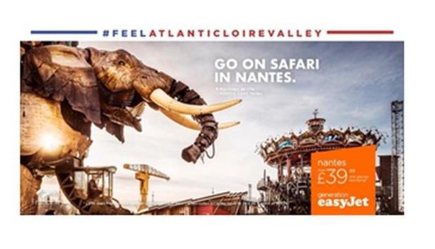 La campagne conjointe sur Nantes et la région Pays de la Loire - DR