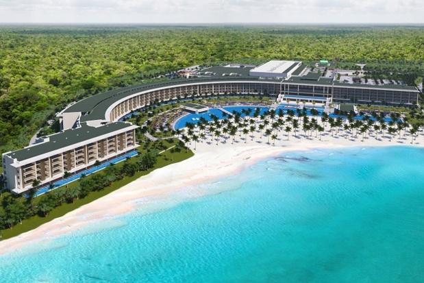 Le nouveau complexe hôtelier de la Riviera Maya, réservé aux adultes, accueillera les premiers clients le 15 décembre 2019 - DR : Barceló