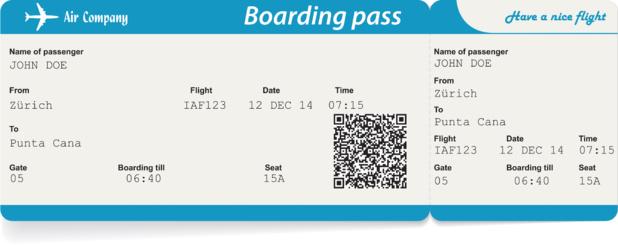 Lors du traitement d'un litige aérien, la carte d'embarquement n'est plus forcément requise - DR : DepositPhotos