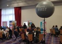 L'espace Fisrt sur le workshop - DR