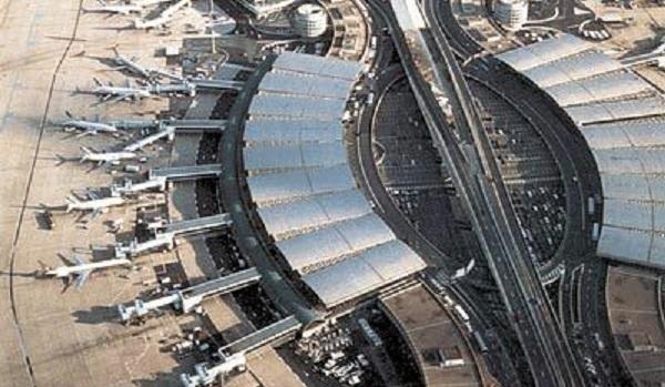 Ce qui frappe tout d'abord est l'extrême complexité de l'aéroport Roissy Charles de Gaulle - Photo Gérard Halary
