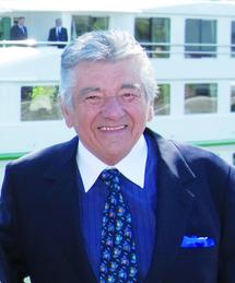 Gérard Schmitter, fondateur de CroisiEurope, nous a quittés - DR