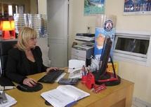 """Caroline Sicard : agent de voyages, un métier stressant mais on ne s'ennuie jamais..."""""""