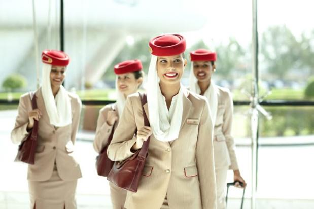Emirates organise six journées de recrutement, en France, entre le 19 novembre 2019 et le 14 décembre 2019 pour recruter ses futurs PNC - DR : Emirates.