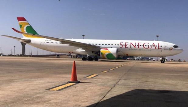 La compagnie ouvre des vols vers Nouakchott (Mauritanie), Abuja et Lagos (Nigeria) et Accra (Ghana) - DR : Air Sénégal