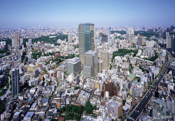 Selon les chiffres de l'office du tourisme, la fréquentation globale a chuté de 27,8% en 2011, pour 6,22 millions de visiteurs contre 8,61 millions en 2010 - DR : JNTO