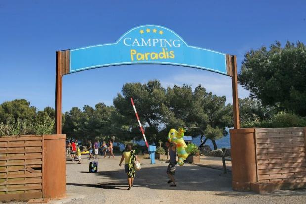 Les campings sélectionnés bénéficieront d'une scénographie à l'image de la série télévisée © JLA Productions