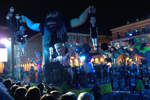 A terme, le carnaval pourrait abandonner sa politique du thème pour laisser les carnavaliers donner libre cours à la satire dans tous les domaines - DR