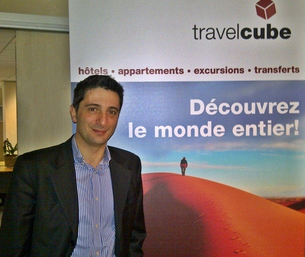 PACA-Corse-Monaco : Michele Mazzini, délégué régional Travel Cube