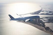L'A350 d'Air France - DR Air France