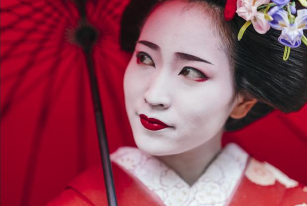 Geisha - Visages d'Ailleurs