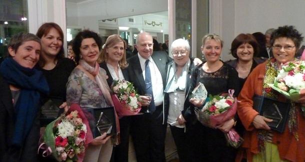 Trophée Femmes du Tourisme : le ''lapin'' de R. Bachelot n'a pas pourri l'ambiance...