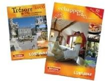 Lorraine : nouvelle brochure ''Échappées belles''