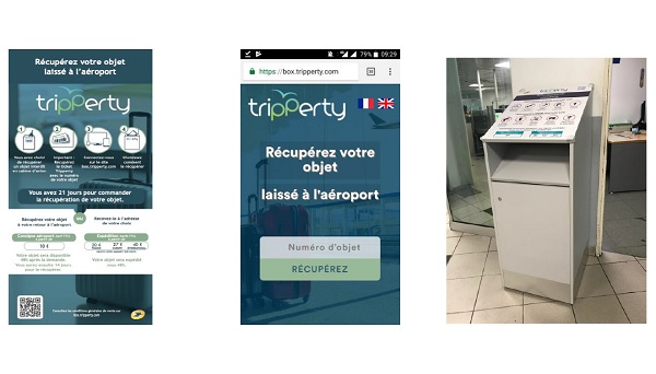 En 2018, 1200 objets ont été confisqués au départ de l'Aéroport de Strasbourg - Crédit photo : Tripperty