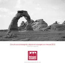 Maison des Etats-Unis : le catalogue 2012 vient de paraître