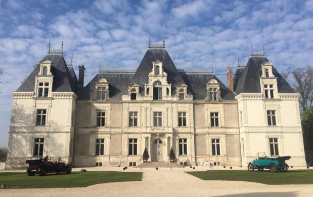 Après 7 années de rénovation, son propriétaire, Philippe Rousse, grand passionné d'art a conçu conçoit avec Virginie, sa compagne, un établissement avec une ligne directrice : le voyage - DR : Château de Maubreuil