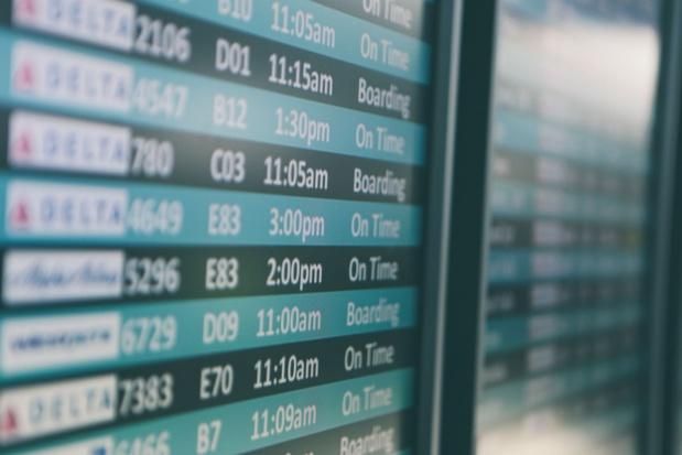 Les aéroports britanniques et British Airways, sont les entités qui affichent le plus de vols /crédit photo GIVT