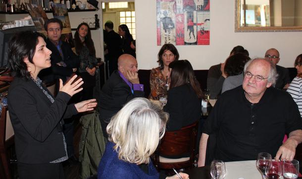 Dorit Livshin, la directrice de l'Office Israélien du tourisme à Paris, veut faire d'Israël une destination comme les autres. Elle est très optimiste pour le marché français - DR