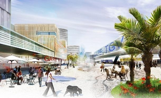 Les travaux de la Grand Arénas de Nice débuteront en 2013 - JLMateo