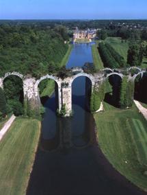 Le château de Maintenon - DR
