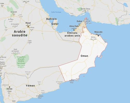 Le MEAE recommande de faire preuve de vigilance, de ne pas se rendre dans les wadis (oasis), d'adapter ses déplacements en conséquence - DR
