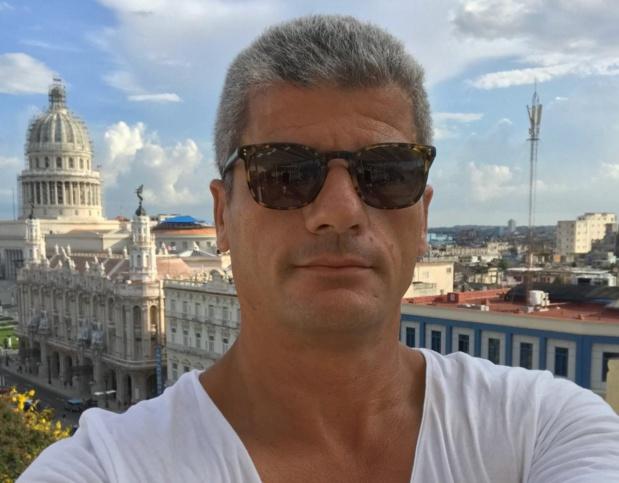 Morad Ait-Habbouche, président du Jury de la 3e édition des PTD /photo dr